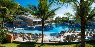 Como é se hospedar em um resort all-inclusive?