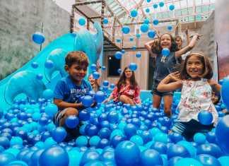 """Evento gratuito de """"Frozen II"""" está agitando as férias no Iguatemi Esplanada"""