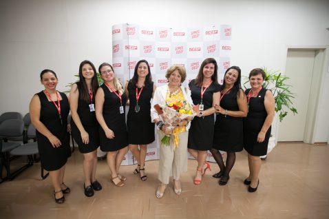 Educadora e radialista Mary Dantas agita o Dia Internacional da Mulher no CIESP Sorocaba
