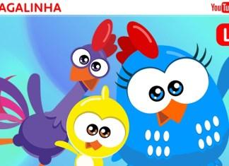 Galinha Pintadinha anuncia nova live