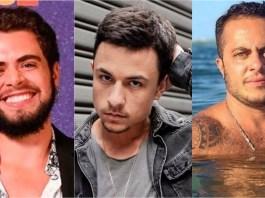 3 homens trans concorrem ao troféu Poc Awards 2020: Bernardo de Assis, Luca Scarpelli (Transdiário) e Thammy Miranda
