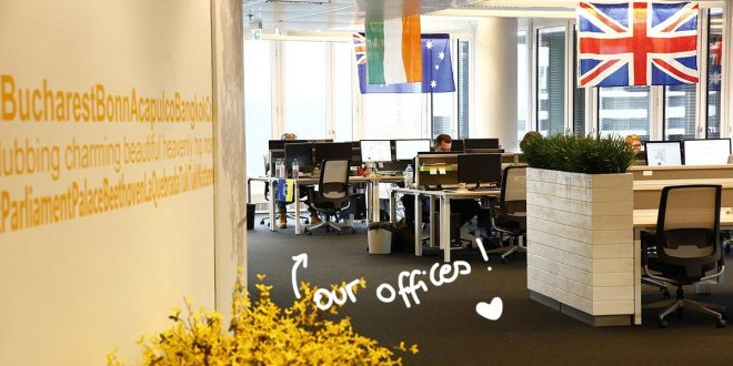 trivago offices image
