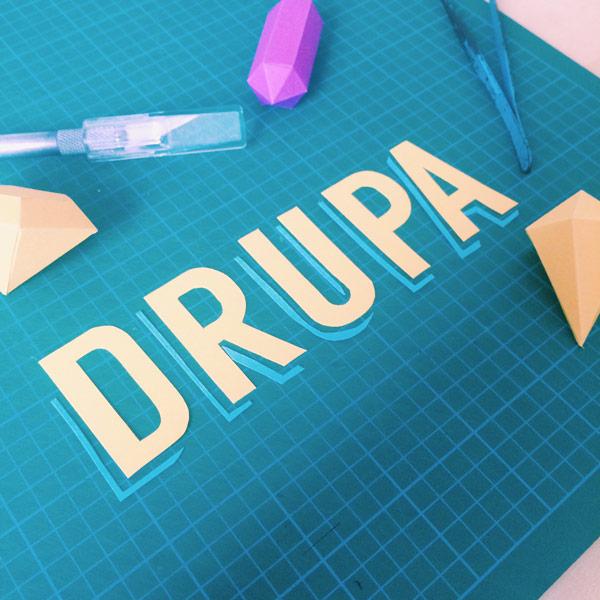drupa paper design image
