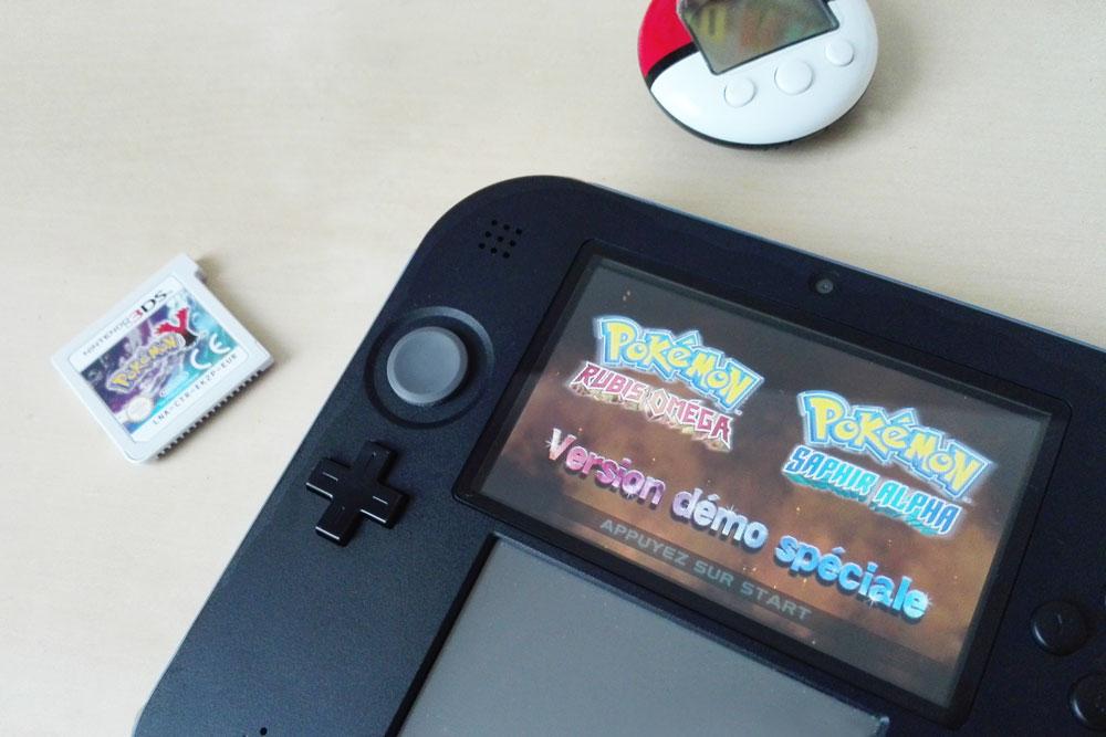 Lama Diaires - Découvertes du Mois - Pokemon Sun Moon demo - Olamelama