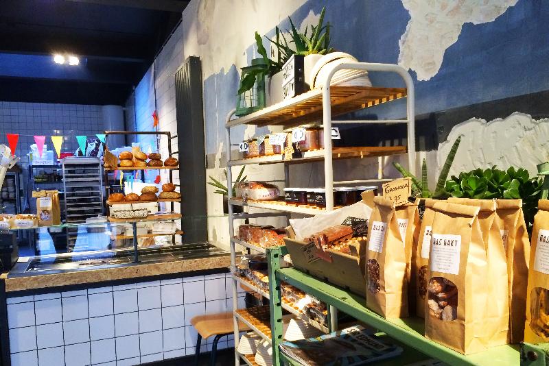 Rotterdam - Bas Bakt Breakfast - Olamelama blog