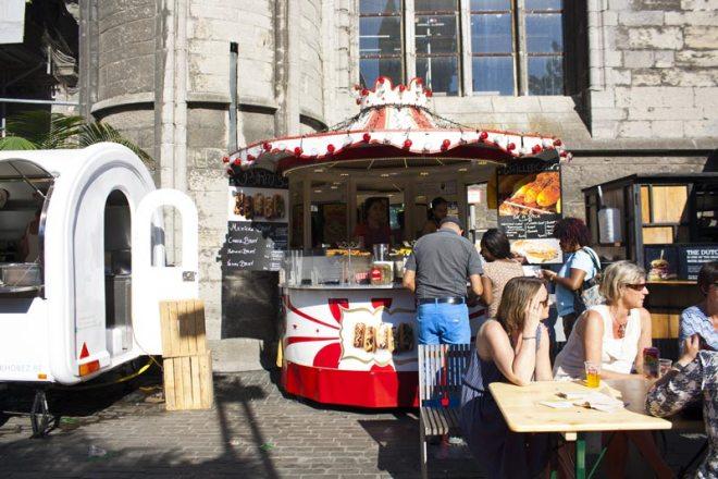 Festival culinaire Gent Smaakt 2017 - Olamelama