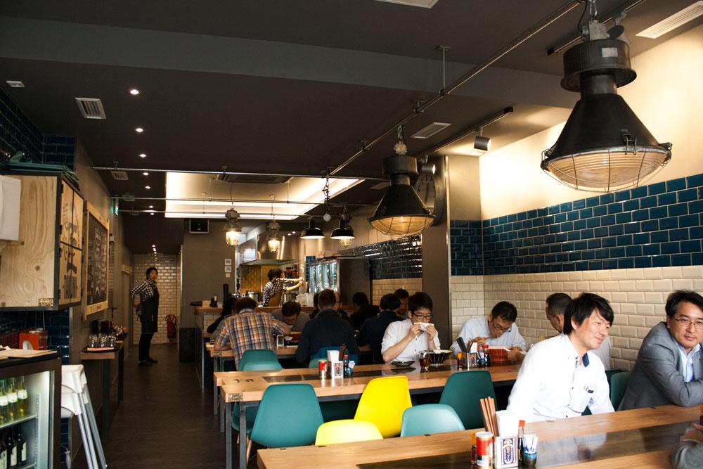 Restaurant japonais Düsseldorf Takumi Chicken & Veggies - Olamelama