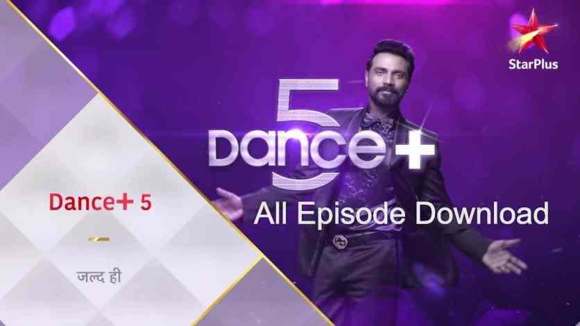 Dance Plus Season 5 Download 720p Full HD