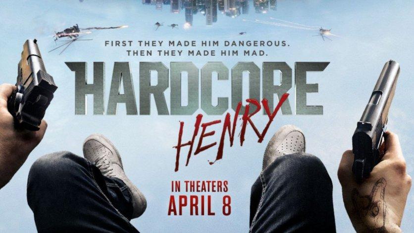Hardcore Henry (2015) Bluray Hindi Dubbed