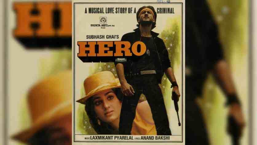 Hero (1983) Full Hindi Movie Download HD