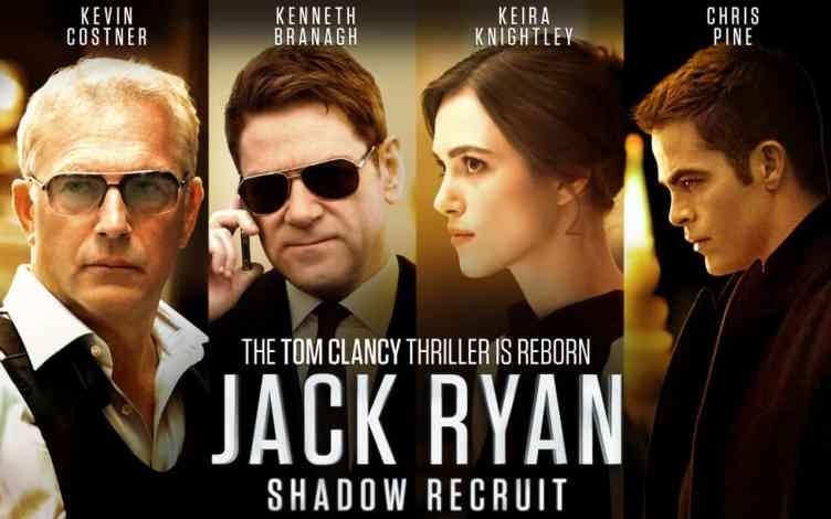 Jack Ryan - Shadow Recruit (2014) 1080p Bluray Download