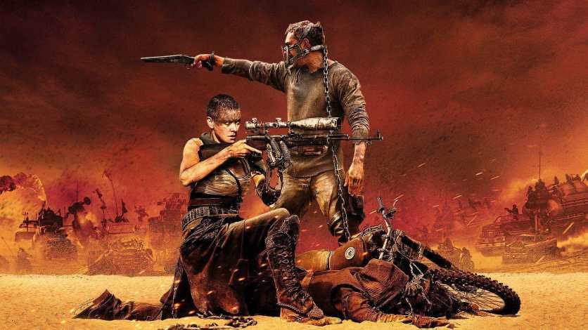 Mad Max - Fury Road (2015) Bluray Google Drive Download