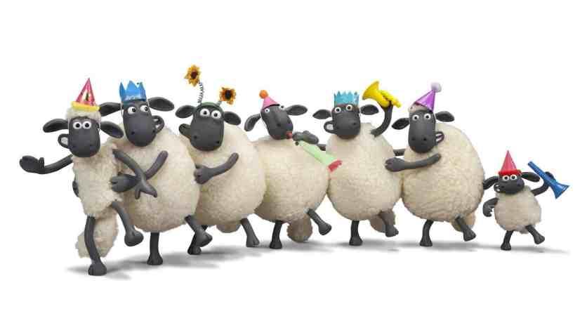 Shaun the Sheep Movie (2015) 1080p Hindi Dubbed Bluray