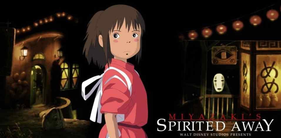Spirited Away (2001) 1080p Bluray Hindi Dubbed
