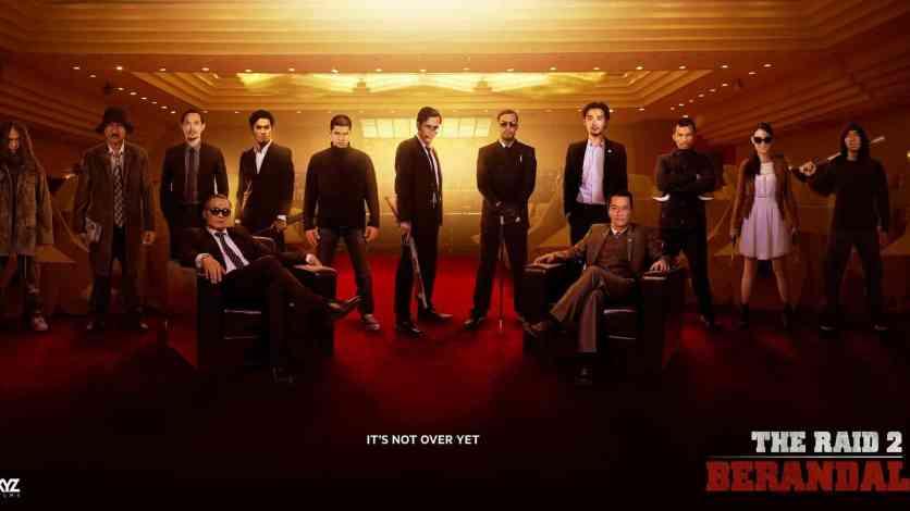 The Raid 2 - Berandal (2014) 1080p Hindi Dubbed Bluray