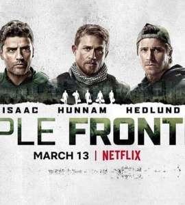 Triple Frontier (2019) 1080p Bluray x265 Dual Audio Google Drive