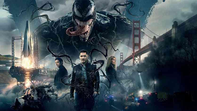 Venom (2018) 1080p Bluray Hindi Dubbed