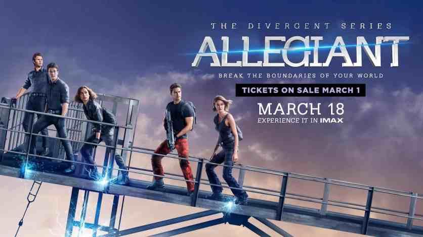 Allegiant (2016) Bluray Google Drive Download