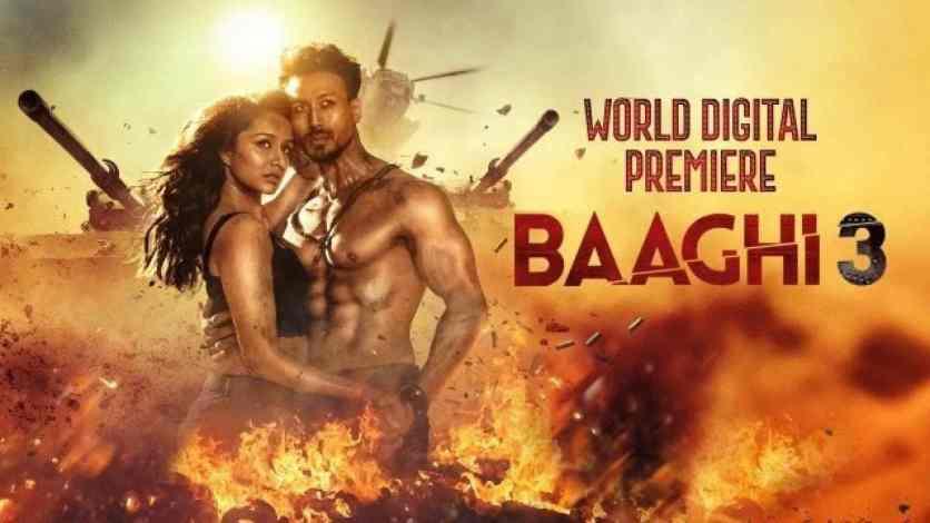 Baaghi 3 (2020) Hindi Bluray Google Drive Download