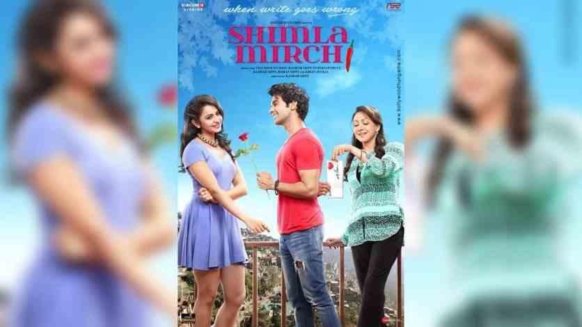 Shimla Mirchi (2020) Bluray Hindi Full Movie Download