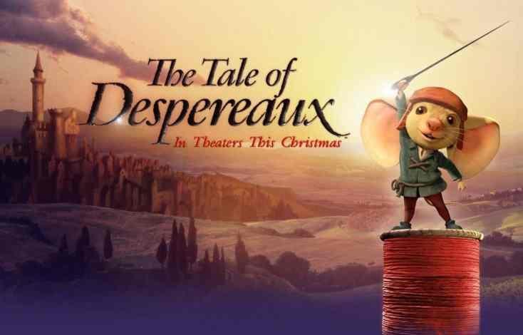 The Tale of Despereaux (2008) Bluray Google Drive Download