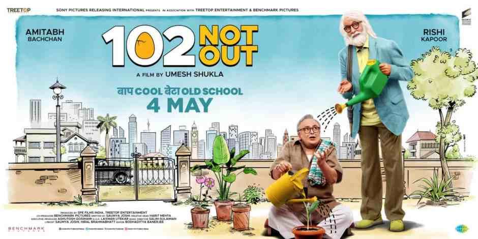 102 Not Out (2018) Hindi Google Drive Download