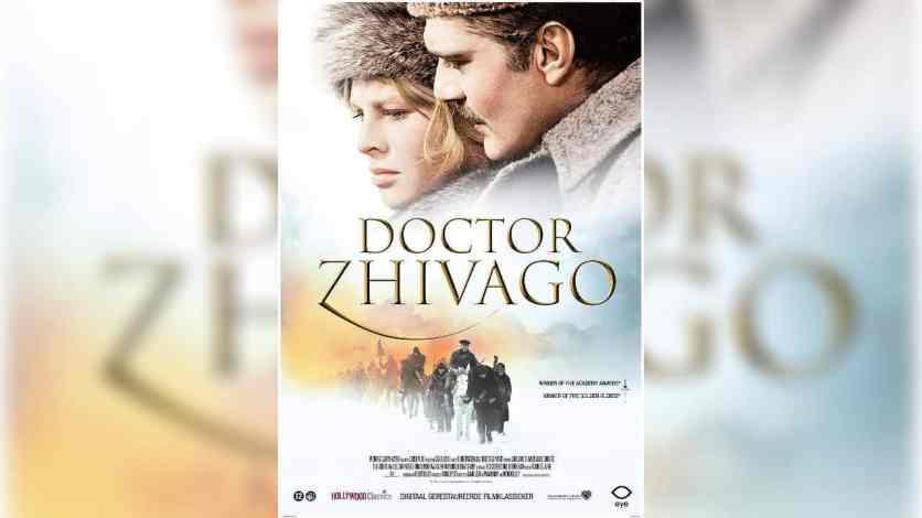 Doctor Zhivago (1965) Bluray Google Drive Download