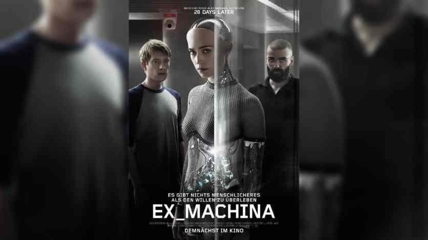 Ex Machina (2014) Bluray Google Drive Download