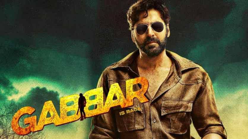 Gabbar Is Back 2015 Hindi 720p 1080p Bluray X264 Aac 5 1