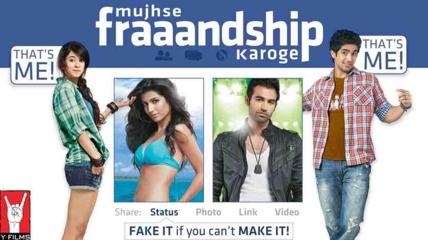 Mujhse Fraaandship Karoge (2011) Hindi Google Drive Download