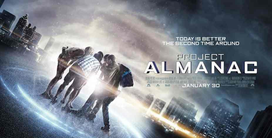 Project Almanac (2015) Bluray Google Drive Download