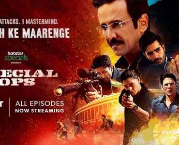 Special Ops (2020) Hindi Season S01 Google Drive Download