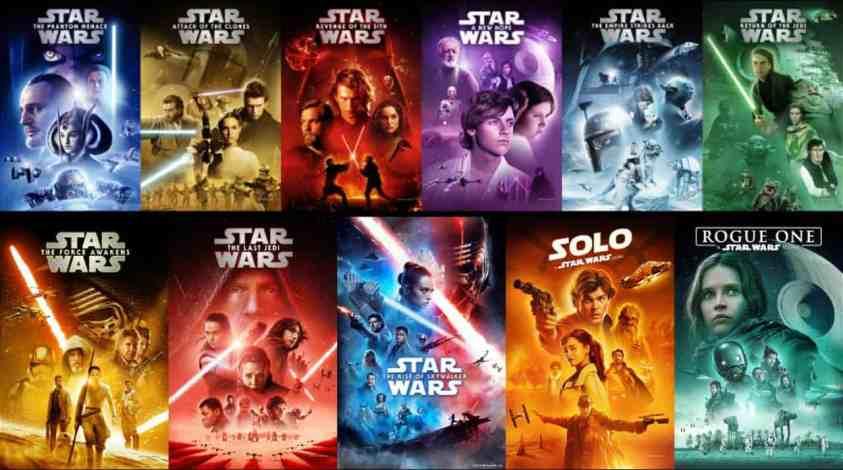Star Wars All Movies Collection Hindi Bluray Google Drive Download