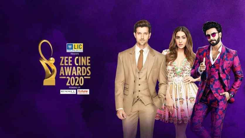 Zee Cine Awards (2020) Full Show Main Event Google Drive Download