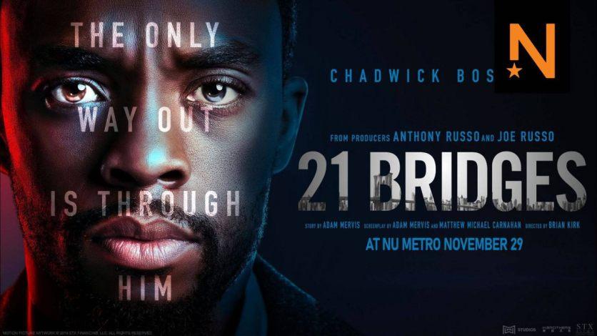 21 Bridges (2019) Bluray Google Drive Download