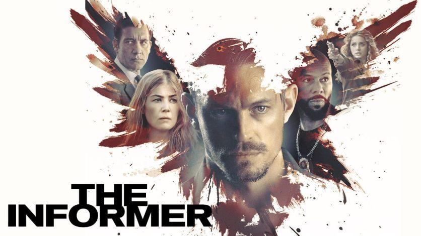 The Informer (2019) Bluray Google Drive Download