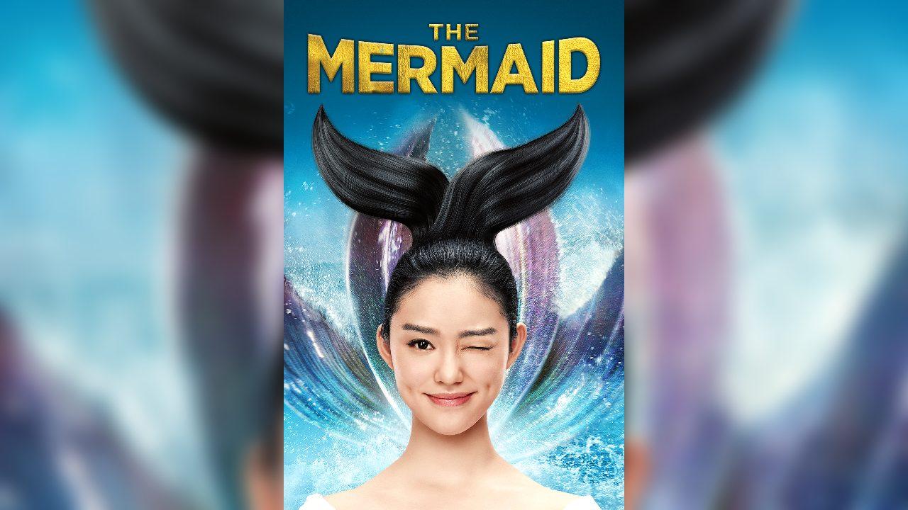 The Mermaid 2016 720p 1080p Bluray X265 10bit Hevc Dual Audio Hindi Chinese Esub