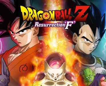 Dragon Ball Z Resurrection F (2015) Bluray Google Drive Download