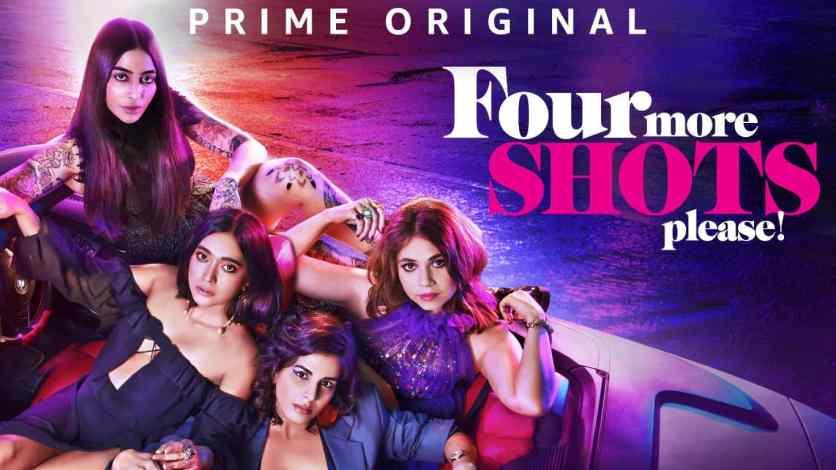 Four More Shots Please 2019 Hindi Google Drive Download