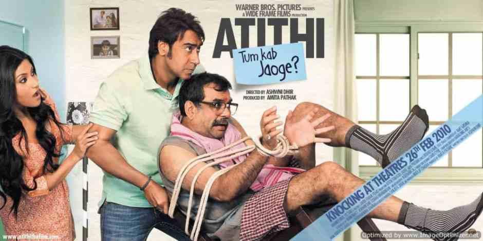 Atithi Tum Kab Jaoge (2010) Bluray Google Drive Download