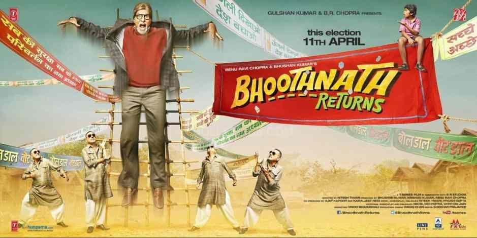 Bhoothnath Returns (2014) Bluray Google Drive Download