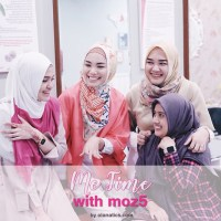 Me Time with Salon Moz5