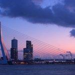 2015 metų Europos miestu išrinktas – Roterdamas.