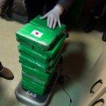 Klaipėdoje jūriniame konteineryje rasta kokaino už 23 mln. litų