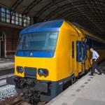 Dėl gedimo signalizavimo sistemoje sutriko traukinių eismas aplink Utrechtą