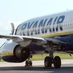 """""""Ryanair"""" svarsto galimybę leisti keleiviams skristi kartu su augintiniais"""