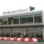 Sparčiai auga Eindhoveno oro uostas