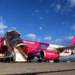 """""""Wizz Air"""" iš Vilniaus pradėjo skrydžius 5 naujomis kryptimis"""