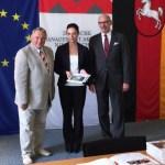 Gydymo įstaigų vadovai patirties sėmėsi Vokietijoje