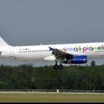 """""""Small Planet Airlines"""" pradeda veiklą Vokietijoje"""